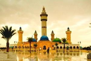 Mosquée touba XamXamIslam