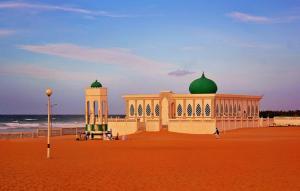 Mosquée Yoff Diamalaye