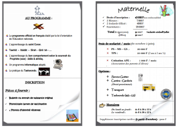 Capture-prospectus 2016-17 - maternelle