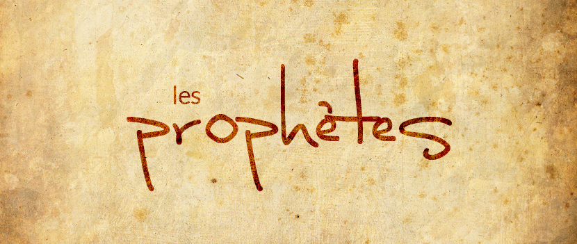 L'histoire des prophètes