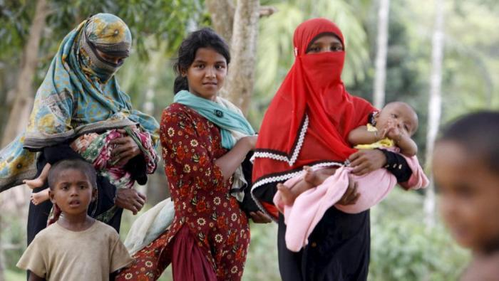 Rohingya Birmanie