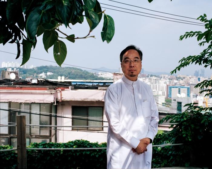 Imam A. Rahman Lee Ju-Hwa