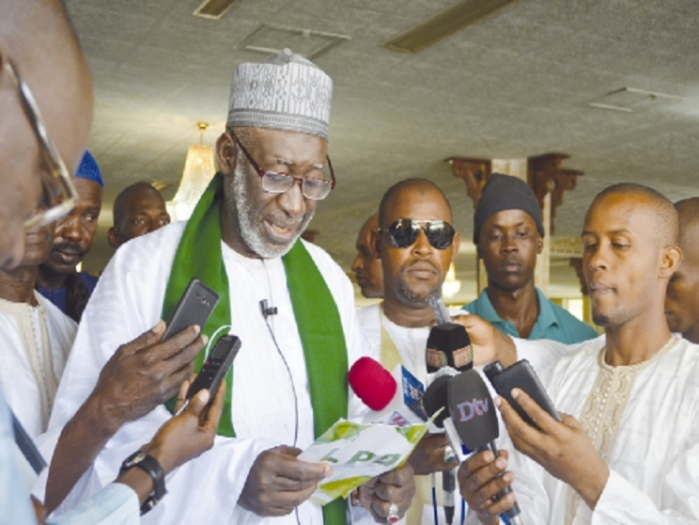 Imam-Thierno-Saidou-Tall-de-la-mosquée-Omarienne