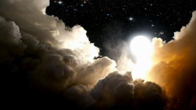 6089-lune-et-nuages-WallFizz