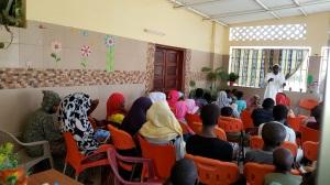 Sakina Collège 1
